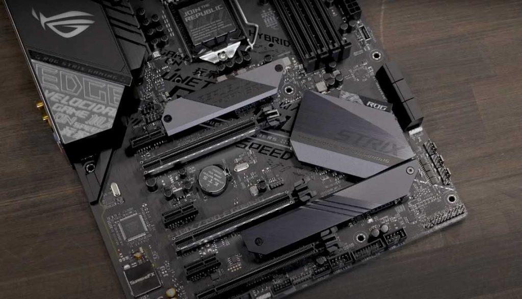 ASUS ROG Strix Z390 E-Gaming