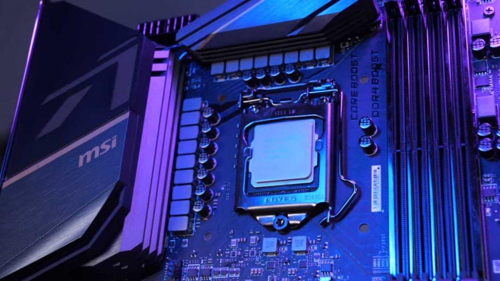 MSI MEG Z490 Ace Motherboard