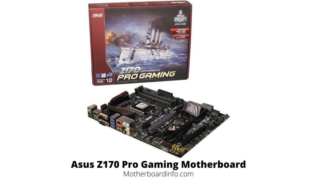 best z170 motherboard for i5 6600k