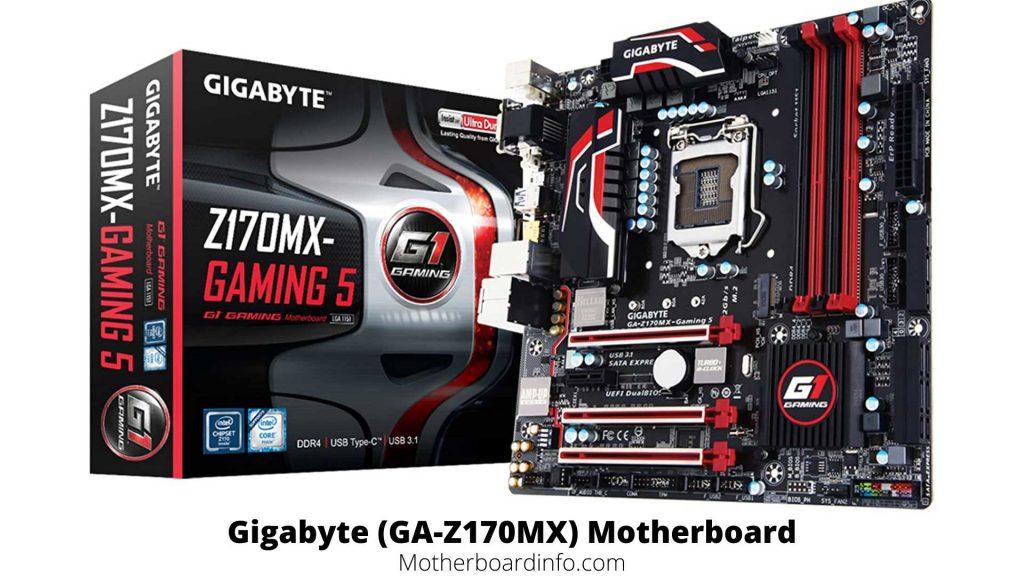 best motherboard for i5 6600k gaming