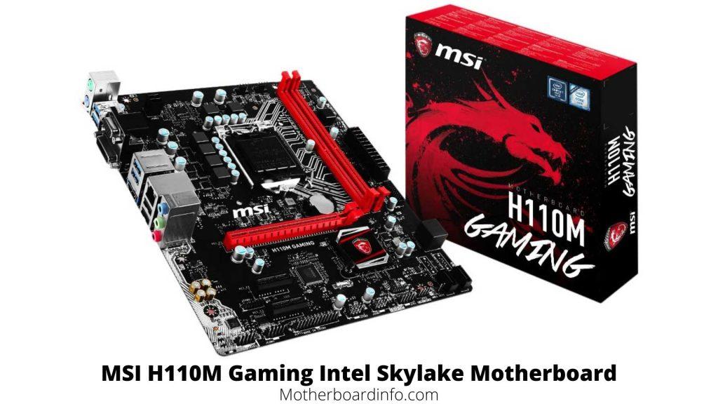 Best Motherboards For i5 6600k