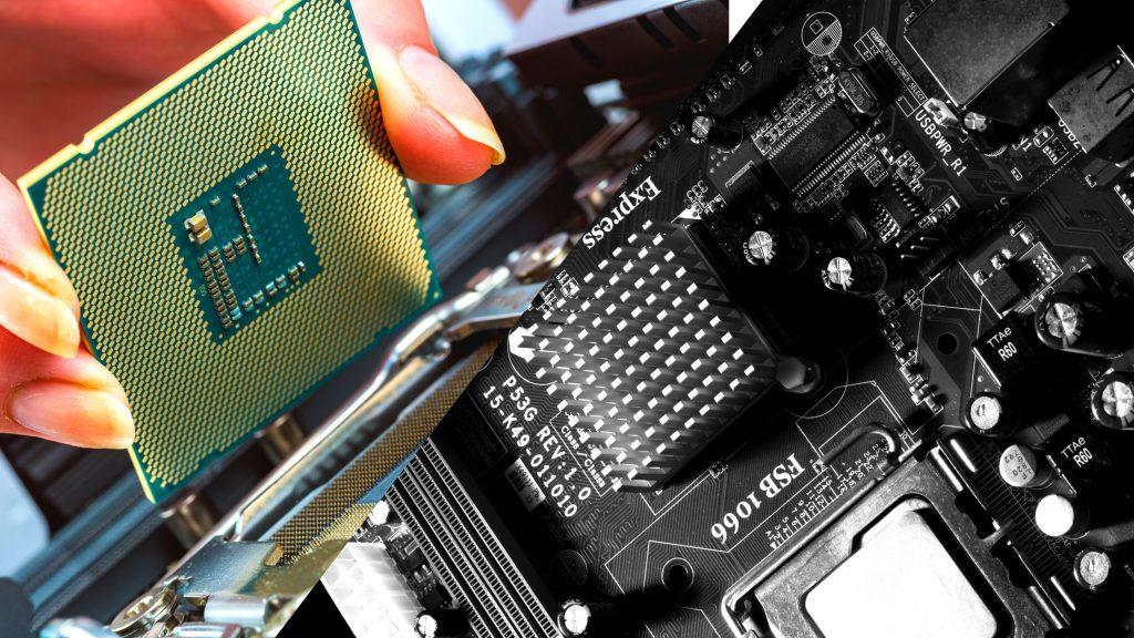 Processor vs Motherboard