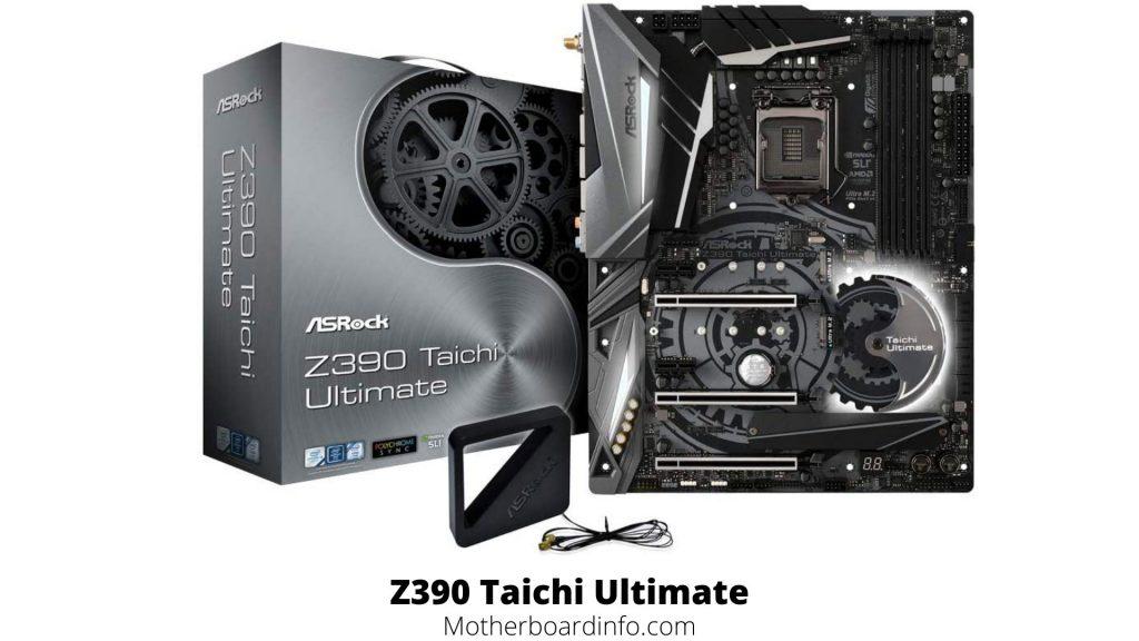 Z390 Taichi Ultimate