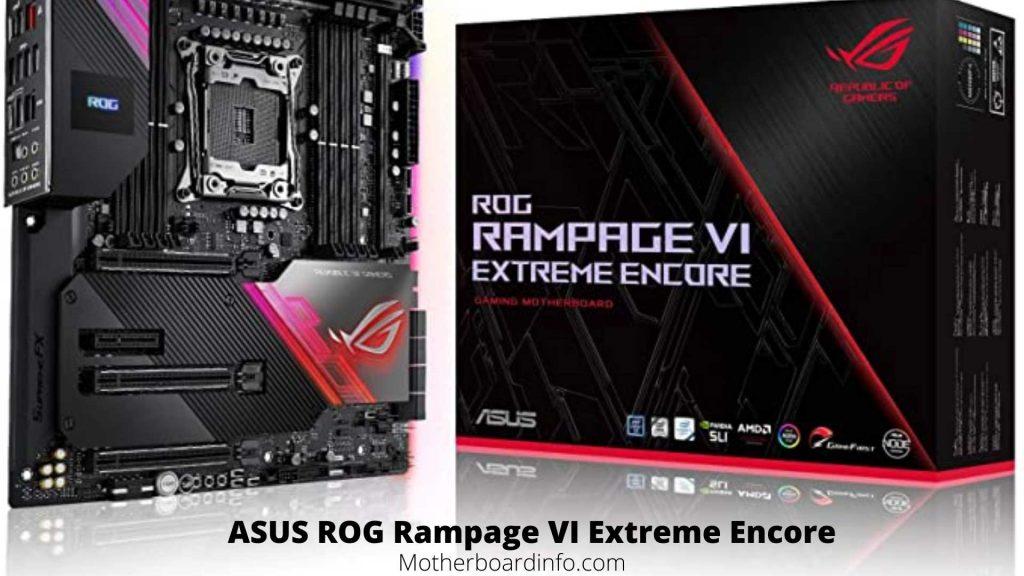 Best X299 motherboards